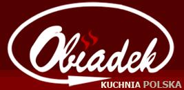 Obiadek ~ Polska Kuchnia – Warszawa Logo